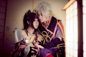 Samurai Warriors 4 by maocosplay