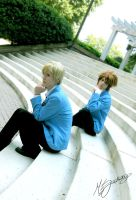 Ouran - Two Princes by theycriedwolf