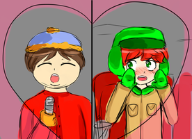 Kyle I love you babe by TheMidnightPuppeteer