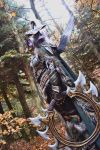 Warcraft III : Maiev Shadowsong by EbonyEagle