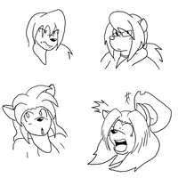 expressions practice 2 by SorcererLance