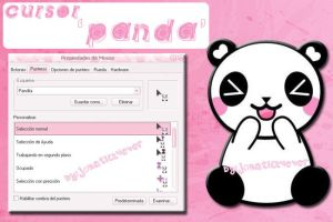 +Cursor Pandita by jonatick4ever