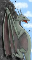 Wyvern by Silver-Drake