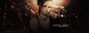 Unravel Ghoul by rausan