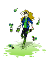 Paint the Town (Septic) Green by lisuje
