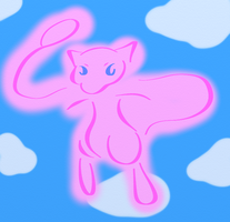 Deedle doodle: Storybook Mew. by The-End-Inc