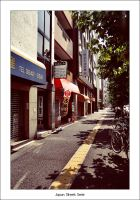 Japan Streets Serie II by logann