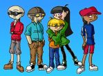 Kids Next Door - My style by mpcp13