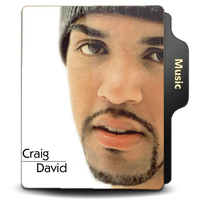 Craig David by lewamora4ok