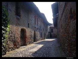 Medieval Village_1 by Angiecla