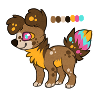 Puppy Adoptable Auction [CLOSED] by Griwi