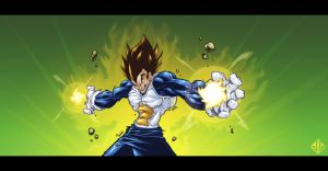 TUS Crackmatrix-Vegeta by crackmatrix