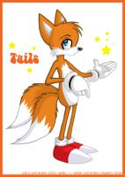 Miles Tails Prower by redderz