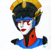 Windblade by DarkPanik