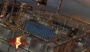 BioH5 - ''Desperate Escape'' The Rooftop by henryque999