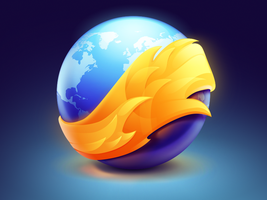 Cool Firefox Icon uTorrent icon b...