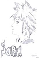KH: Sora by nameless-dreamer