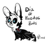 Muerto Bat by TotemEye
