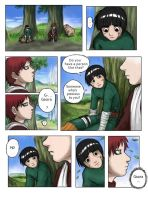 Lee and Gaara Doujinshi - p1 by nocturnalMoTH