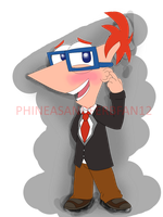 Phinny :3 by PhineasAndFerbFan12