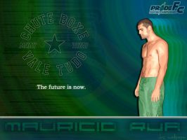 Mauricio Rua: The Future by v-k-s