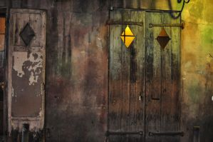 Doorway by Galanos-Orizontas