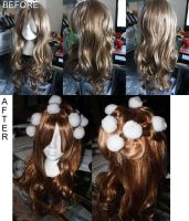 Wig: Haine Ball by Destinys-spirits