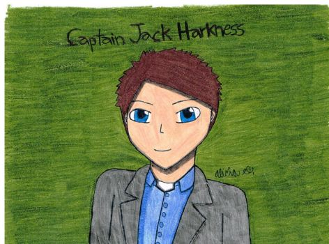 Jack Harkness by Aliciadistrictclove