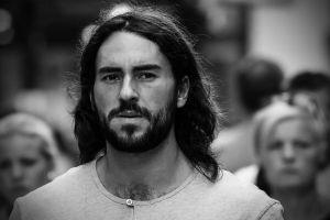 The Jesus-look by attomanen