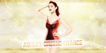 Ashley Greene France by Linds37