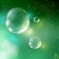 bubbles by DarraChese