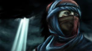 Prince of Persia- The Darkness by Somebodystolemynick