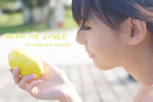 Hear Me Smile5 by CrazyMasterPiece