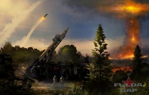 Fulda Gap: 'Tactical Strike' by dustycrosley