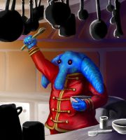 Obbeo, Ortolan Chef by TalesFromTheFringe