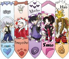 Bookmarks by Nainu