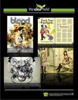Magazine Layout 2 by theideafield