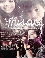 Missing, Msammi Cover Fan fic by LesliiEditions