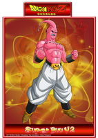 Super Buu V2 by CHangopepe