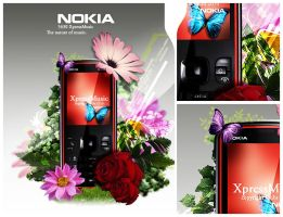 Nokia 5360 XpressMusic by Qubsik