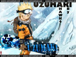 Naruto Extreme Wallpaper by Hawk4