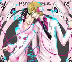 Psychedelic by Aoer