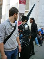 Lucca 2013 cosplayers #05 by st2wok