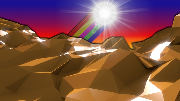 MOUNTAINS REVOLUTION by Phen0m77