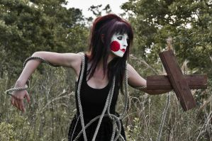 the marionette III by PhotographedTuesday