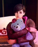 RE: Moira Burton - My lovely Teddybear by Sia-G