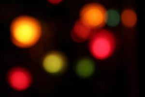 blurry lights by deeyhordee-stock