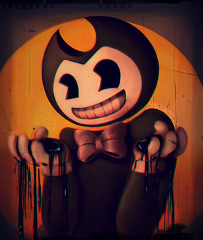 Bendy and The Ink Machine by Harcloniter