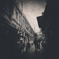 Untitled Street In Istanbul 5 by AlexandruCrisan
