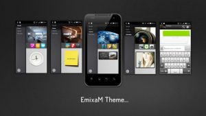 Optimus theme... by emixam29